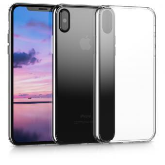 kwmobile Crystal Case für Apple iPhone X (42803.03) transparent - neu