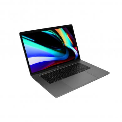 "Apple MacBook Pro 2019 15"" (QWERTZ) Touch Bar/ID Intel Core i9 2,30GHz 512Go SSD 16Go gris sidéral - Bon"