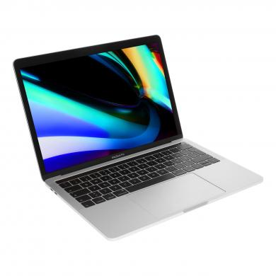 "Apple MacBook Pro 2019 13"" (QWERTZ) Touch Bar/ID Intel Core i5 2,40GHz 512Go SSD 16Go argent - Très bon"