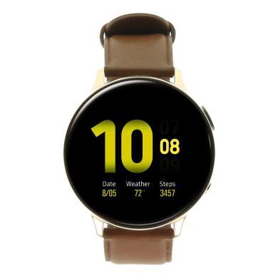 Samsung Galaxy Watch Active 2 44mm acier inoxydable or - Neuf