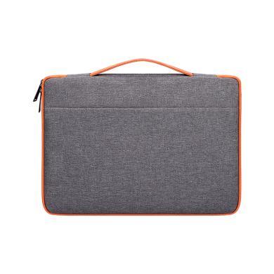 """Tasche für Apple MacBook 15,4"""" -ID16918 dunkel grau"""