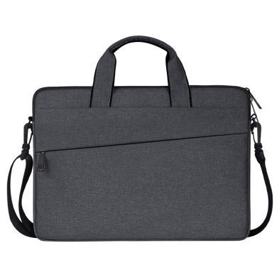 """Tasche für Apple MacBook 15,4"""" -ID16946 dunkel grau"""