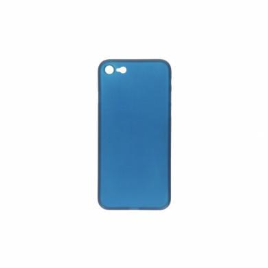 Hard Case für Apple iPhone 7 / 8 / SE (2020) -ID16990 blau/durchsichtig - neu