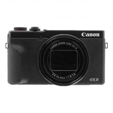 Canon PowerShot G5 X Mark II schwarz - gut