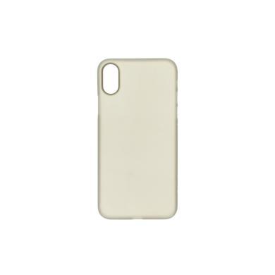 coiincase Ultra Slim PP Case für Apple iPhone X *ID17000 schwarz/transparent - neu
