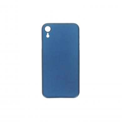 coiincase Ultra Slim PP Case für Apple iPhone XR *ID17013 blau/transparent - neu