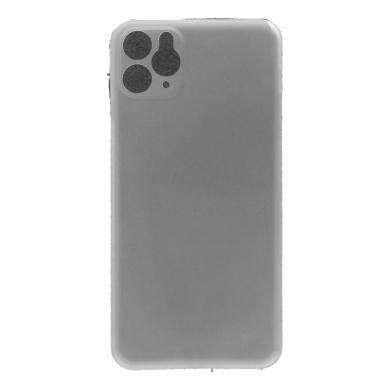 Hard Case für Apple iPhone 11 Pro Max *ID17031 weiß/durchsichtig