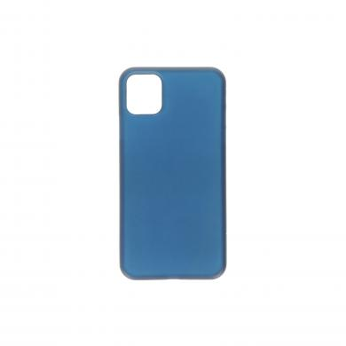 coiincase Ultra Slim PP Case für Apple iPhone 11 *ID17037 blau/transparent - neu