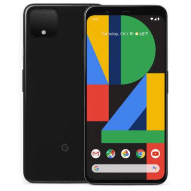 Google Pixel 4 128GB negro - nuevo