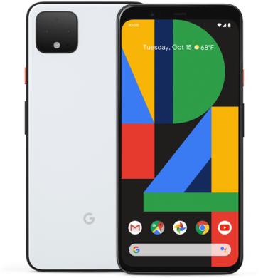 Google Pixel 4 128Go blanc - Neuf