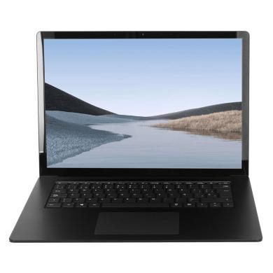 """Microsoft Microsoft Surface Laptop 3 15"""" 1,30 Ghz i7 512 GB SSD 16 GB schwarz - neu"""