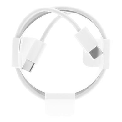 Apple USB-C auf USB-C Ladekabel 1m (MUF72ZM/A) weiß