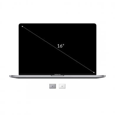 "Apple MacBook Pro 2019 16"" Intel Core i7 2,60 GHz 2 TB SSD 32 GB silber - sehr gut"