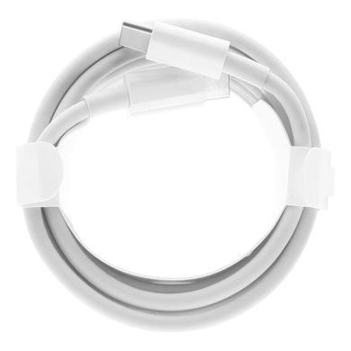 USB-C auf USB-C Ladekabel 2m -ID17320 weiß - neu