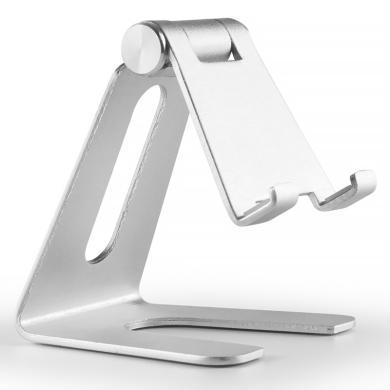 Handy / Tablet Ständer -ID17322 silber - neu