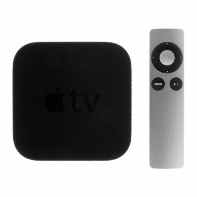 Apple TV 3. Generation schwarz - neu