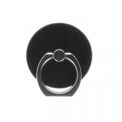 Handy Fingerhalter / Ständer -ID17447 schwarz