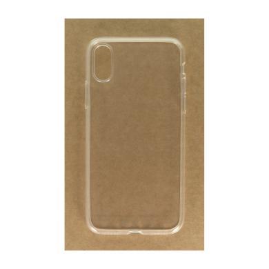 Soft Case für Apple iPhone X -ID17498 durchsichtig - neu