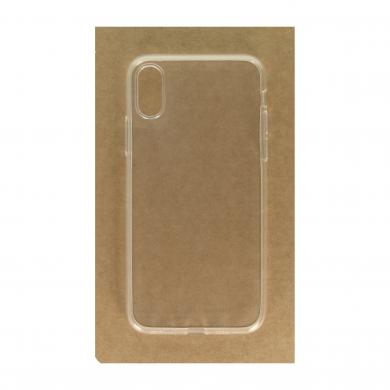 Soft Case für Apple iPhone XS -ID17499 durchsichtig - neu