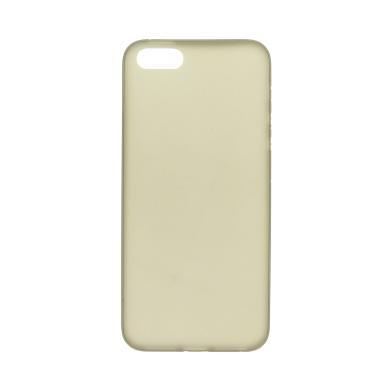 Hard Case für Apple iPhone SE / 5 / 5S / 5C -ID17505 schwarz/durchsichtig