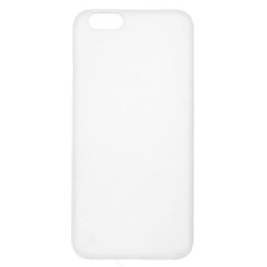 Hard Case für Apple iPhone 6 / 6S -ID17508 weiß/durchsichtig