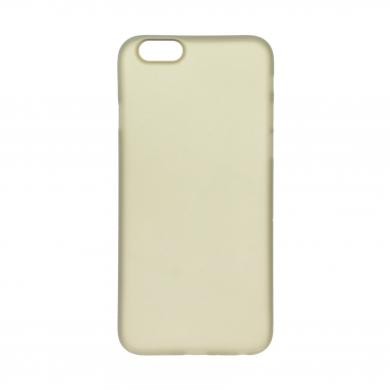 Hard Case für Apple iPhone 6 / 6S -ID17509 schwarz/durchsichtig - neu
