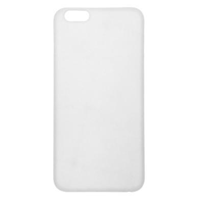 Hard Case für Apple iPhone 6 Plus / 6S Plus -ID17512 weiß/durchsichtig