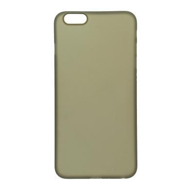 Hard Case für Apple iPhone 6 Plus / 6S Plus -ID17513 schwarz/durchsichtig