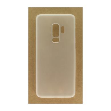 Hard Case für Samsung Galaxy S9 Plus -ID17515 weiß/durchsichtig