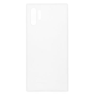 Hard Case für Samsung Galaxy Note 10 Plus -ID17534 weiß/durchsichtig - neu