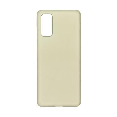 Hard Case für Samsung Galaxy S20 -ID17539 schwarz/durchsichtig - neu
