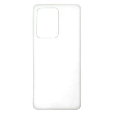 Hard Case für Samsung Galaxy S20 Ultra -ID17546 weiß/durchsichtig
