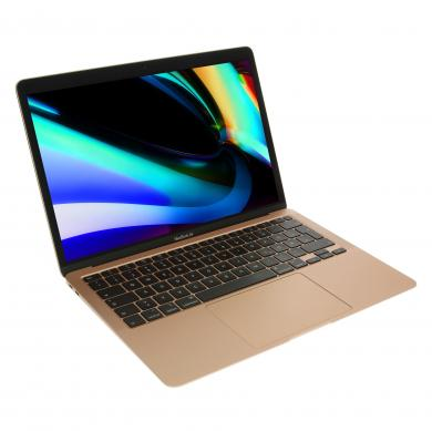 "Apple MacBook Air 2020 13"" QWERTZ ALEMÁN Intel Core i5 1,10 512 GB SSD 8 GB dorado - nuevo"
