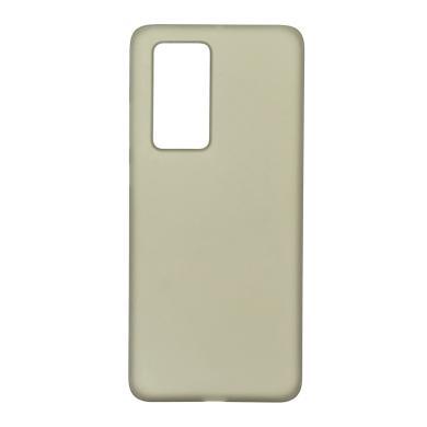 Hard Case für Huawei P40 Pro -ID17576 schwarz/durchsichtig