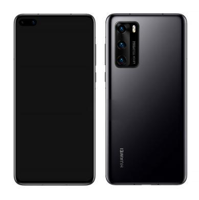 Huawei P40 Dual-Sim 5G 128GB schwarz - neu