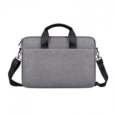 """Tasche für Apple MacBook 13,3"""" -ID17689 dunkel grau"""