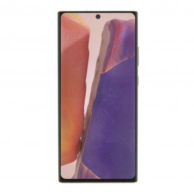 Samsung Galaxy Note 20 Ultra 5G N986B/DS 512GB bronze - neu