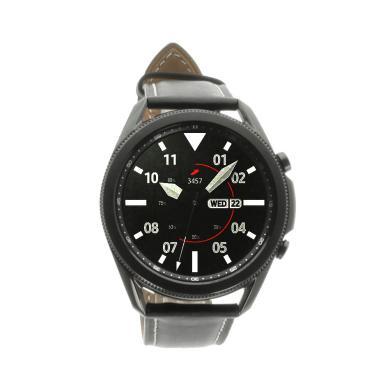 Samsung Galaxy Watch 3 - boîtier en acier inoxydable 45mm - noir mystique (SM-R840) - Neuf