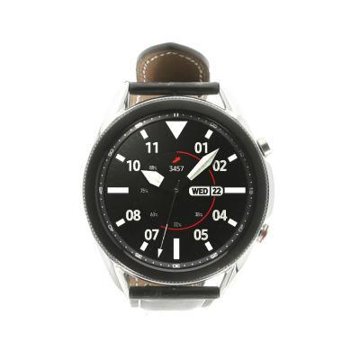 Samsung Galaxy Watch 3 LTE - boîtier en acier inoxydable 45mm - argent mystique (SM-R845) - Neuf