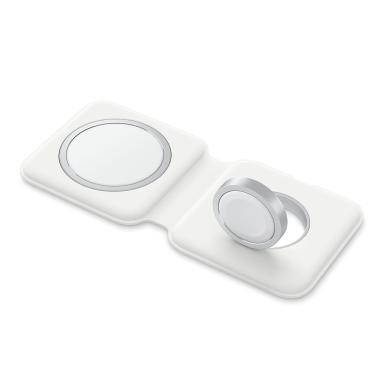 Apple MagSafe Duo Ladegerät (MHXF3ZM/A) weiß