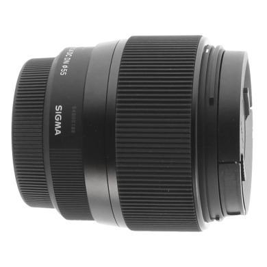 Sigma pour Sony E 56mm 1:1.4 Contemporary DC DN (351965) noir - Neuf