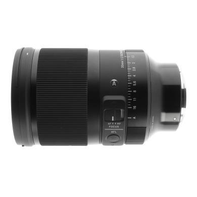 Sigma 35mm 1:1.2 Art DG DN für Sony E (341965) schwarz - neu