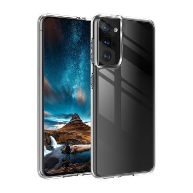 Soft Case für Samsung Galaxy S21 -ID18120 durchsichtig
