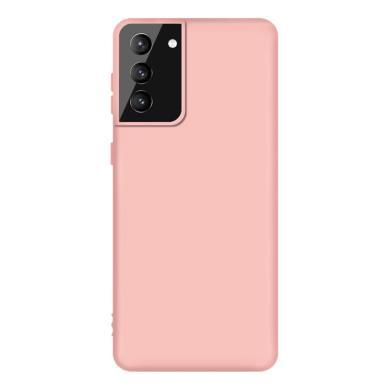 Soft Case für Samsung Galaxy S21 Plus -ID18123 pink - neu