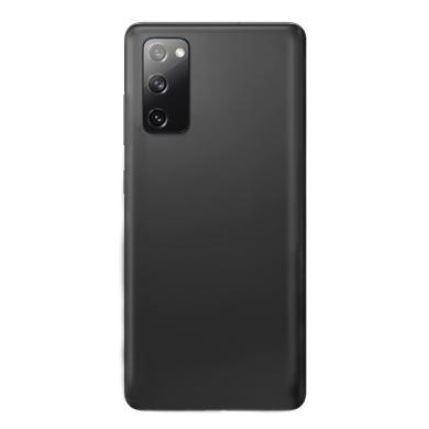 Soft Case für Samsung Galaxy S20 FE -ID18127 schwarz - neu