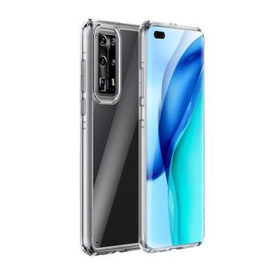 Soft Case für Huawei P40 Pro Plus -ID18128 durchsichtig - neu