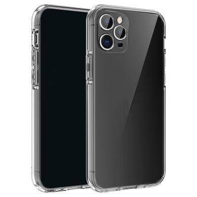 Soft Case für Apple iPhone 12 Pro Max -ID18130 durchsichtig - neu