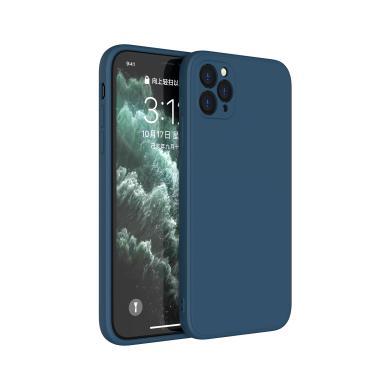 Soft Case für Apple iPhone 12 Pro Max -ID18132 blau - neu