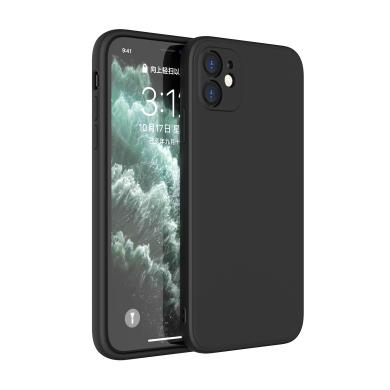 Soft Case für Apple iPhone 12 -ID18143 schwarz - neu