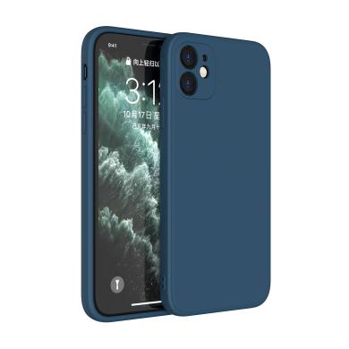 Soft Case für Apple iPhone 12 Mini -ID18147 blau